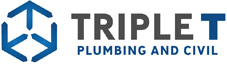 Triple T Civil Plumbing & Gas Logo